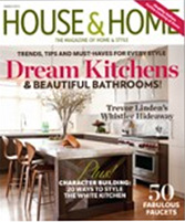 House & Home March 2013